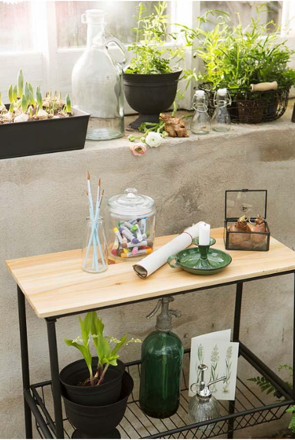 Krukor och vaser