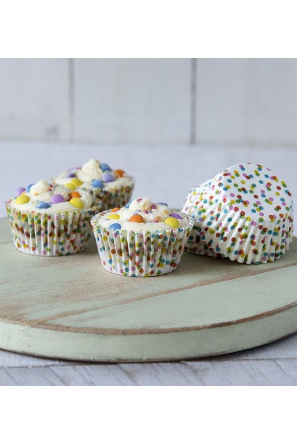Muffinsformar och tårtpapper