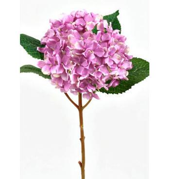 Konstgjord Hortensia lila