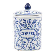 Kaffeburk porslin