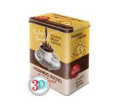 Plåtburk Morning Blend kaffe
