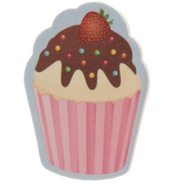 Nagelfil cupcakes