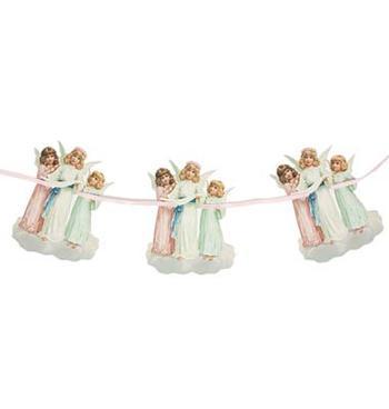 Girland änglar