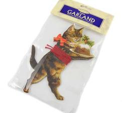 Girland katt