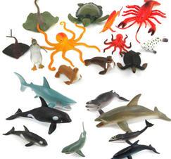 Undervattensdjur stora