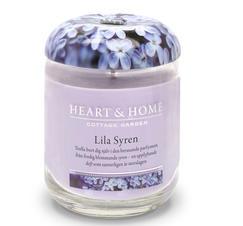 Doftljus Lila Syren