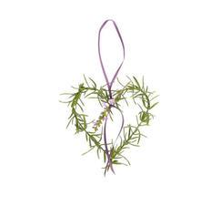 Lavendel hjärta