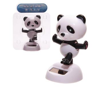 Solcellsfigur Panda