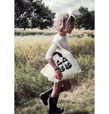 Bag-all tygpåse barnskor