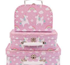 Resväskor enhörning