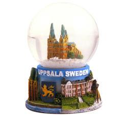 Uppsala Domkyrka vattenglob
