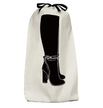 Bag-all tygpåse stövlar