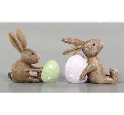 Kanin med ägg