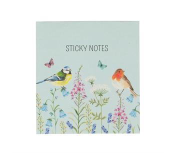 "Post it set med fåglar ""Sticky notes"""