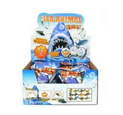 Undervattensdjur brus