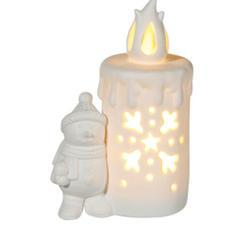 Ljus med LED belysning
