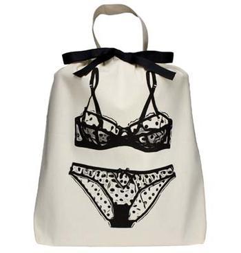Bag-all tygpåse underkläder