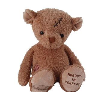 "Nalle ""Nobody is Perfect"" Bukowski"