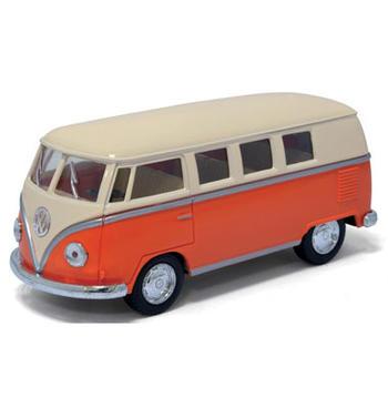 Plåtbil Volkswagen buss