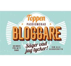 Personlig mugg Bloggare