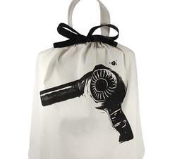 Bag-all tygpåse hårfön