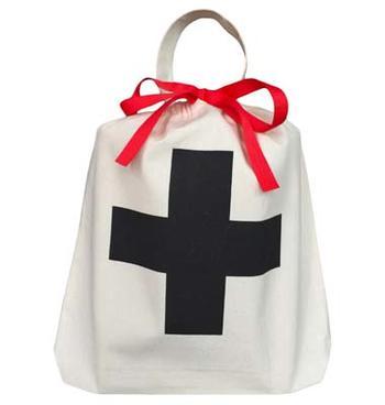 Bag-all tygpåse sjukvård