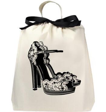 Bag-all tygpåse högklackat