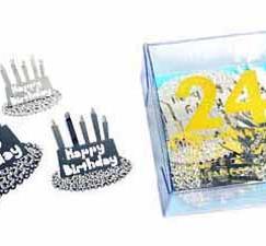 """Konfetti """"Happy birthday"""""""