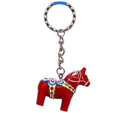 Nyckelring dalahäst