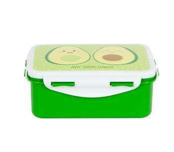 Lunchbox glad Avocado