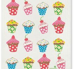 Disktrasa cupcakes