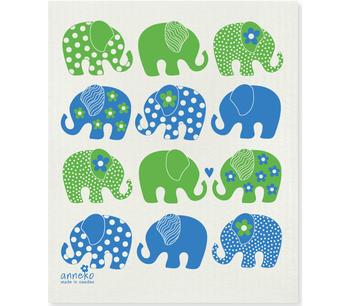 Disktrasa Blå elefant