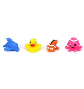 Lysande vattendjur/baddjur