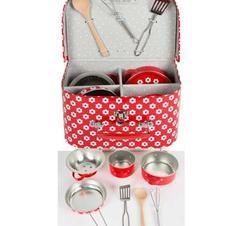 Väska med köksredskap
