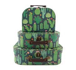 Resväskor kaktus