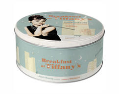 Plåtburk Audrey Hepburn