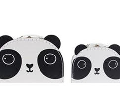 Barnväskor panda