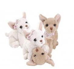 """Hundar """"Baby Skrållan & Baby Dennis"""" Bukowski"""