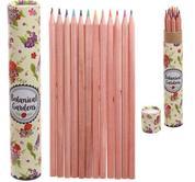 Färgpennor i fin förpackning