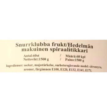 Snurrklubbor